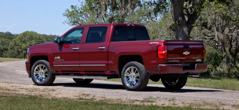 Chevrolet Silverado se dočkal své luxusní verze
