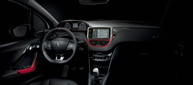 Peugeot 208 GTi – první jízda