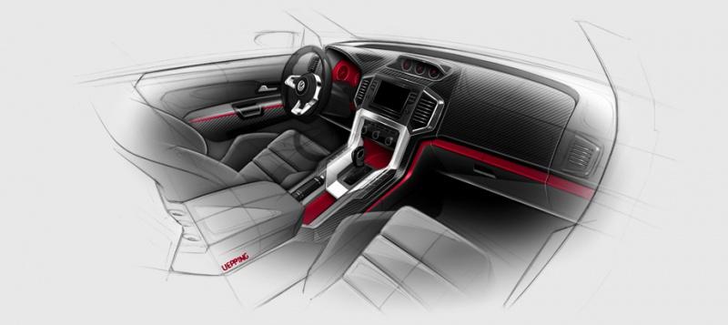 VW Amarok v tuningu