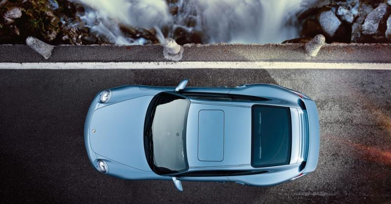Porsche 911 Turbo S (2013) První oficiální fotky